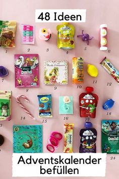 48 ideas for the advent calendar: this comes in our bag - Noel und Christmas Time, Merry Christmas, Christmas Gifts, Christmas Ideas, Diy And Crafts, Crafts For Kids, Advent Calenders, Fete Halloween, Potpourri