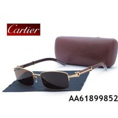Cartier Wood Eyeglasses W317 - Cartier Wood Glasses