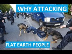 Flat Earth - Why Are Attacks So Frequent On Flat-Earthers?