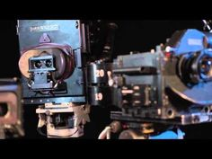 Cool clip of IMAX Cameras - with Kodak 65mm 15-perf film of course!