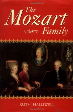 8 best books about mozart images on pinterest book show the mozart family four lives in a social context by ruth halliwell a biography fandeluxe Gallery