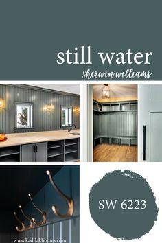 Dark Paint Colors, Exterior Paint Colors, Paint Colors For Home, House Colors, Paint Colors For Kitchen, Furniture Paint Colors, Cabin Paint Colors, Small Bedroom Paint Colors, Office Paint Colors