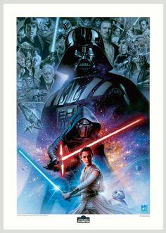 Star Wars: Inheritance by Tsuneo Sanda *