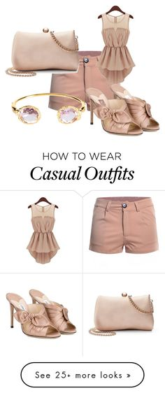 """Untitled #174"" by dizdarevicnermina on Polyvore featuring Jimmy Choo, Jade Jagger and LC Lauren Conrad"