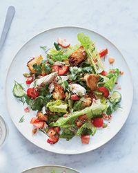 Roast Chicken Panzanella Recipe on Food & Wine