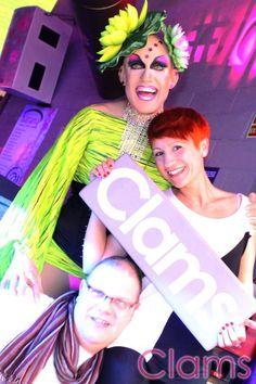 Paco, Lidia & Geena Clams Disco