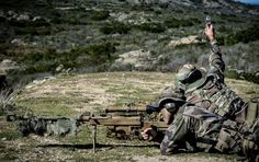 A Sniper pair of the 2e REP (French Foreign Legion) during training March 2017 [1141x717]