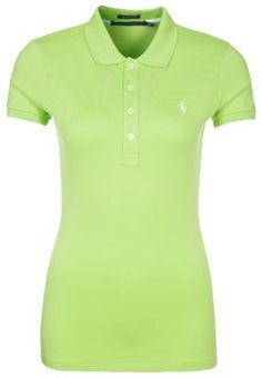 Poloshirts - grøn