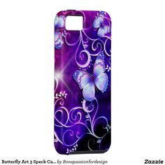 Butterfly Art 3 Speck Case