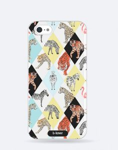 funda-movil-full-tropical-animals Tropical Animals, Phone Cases, See Through, Fashion Prints, Mobile Cases, Phone Case