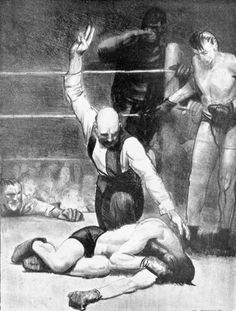 george bellows boxing - Google Search