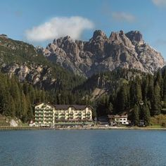 Foto Hotel Comune di Auronzo di Cadore (BL) - Grand Hotel Misurina in Veneto