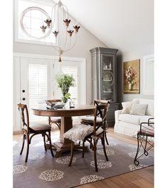 Retro Dining Room - Home and Garden Design Idea's