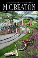 Death of Yesterday by M.C. Beaton - FictionDB