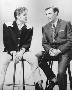A Young Billy Fury  Marty Wilde