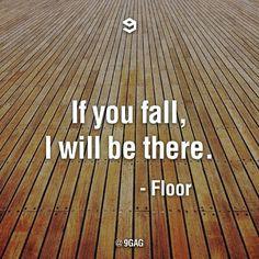 - Floor