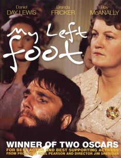 My Left Foot - The Story Of Christy Brown (1989)