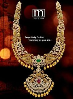 Exclusive Haram by Sri Mahalaxmi Jewellers - Jewellery Designs