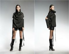 marque-vetements-pendari-mode-femme-botinnes-ouvertes-gilet-shorts ...