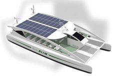 Eco Slim, Green Caramaran