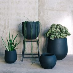 Short for 'Junk in the Trunk' this pots got attitude. Flared at the base and tapering towards the top its distinctive shape makes it a real eyecatcher. Use as a single standalone in a large format size or grouped as a three. *Please note colours may vary to those shown in the images.