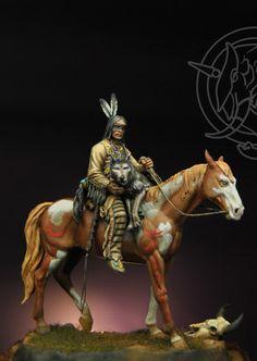 Indian Cheyenne - 1850