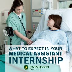 What to Expect in Your Medical Assistant Internship