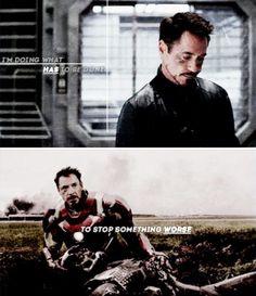 Tony Stark ❤❤❤❤❤  #Ironman #TonyStark