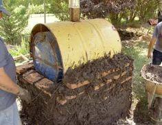 Hacer un horno de barro dejó de ser dificil hasta éste pos - Taringa!