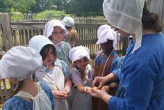 Summer camp fun at the Genesee Country Village & Museum