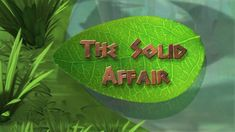 """The Solid Affair"" is a animated short film that produced by PeeNut Production (previously named as Tok Chiang Production) which formed by 5 students… 3d Animation, Short Film, Filmmaking, Affair, Plant Leaves, Cinema, Film Making"