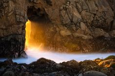 Cave of Light by Casey McCallister on 500px