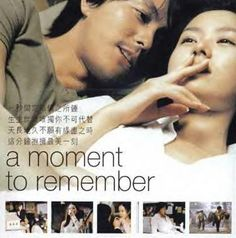 a moment to remember : the very best of Jung Woo Sung Sad Movies, Movies Playing, A Moment To Remember, In This Moment, Jung Woo Sung, Teary Eyes, Medical Help, Meaning Of Love, Beautiful Stories