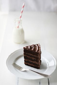 chocolate cake deluxe ++ call me cupcake