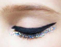 Chanel Haute Couture Glitter