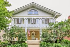 Stunning Colonial home in heart of River Forest. #DreamHome #Chicagoland