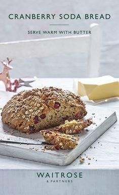 Xmas Food, Christmas Cooking, Christmas Recipes, Food Pics, Food Pictures, Bread Recipes, Baking Recipes, Canadian Butter Tarts, Waitrose Food
