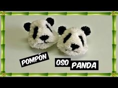 There's nothing more adorable than a fluffy little puppy. Now you can turn plain yarn into perfectly precious pups. Like this video? Check out . Cute Crafts, Diy Crafts, Pom Pom Tutorial, Cat Coasters, Pom Pom Crafts, Little Puppies, Teddy Bear, Sewing, Creative