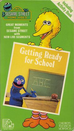 1000 images about my sesame street home video on for House music 1987