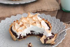 I absolutely love S'mores. They're the perfect childhood dessert that bring back so many fond memories of huddling around a campfire with my family and trying to get the perfectly golden roasted 'mallow… while others just lit there's on fire and preferred to eat them charred. I created these S'more Tarts when I was creating...  Read more »