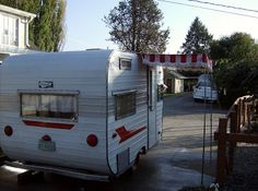 Amys VintageTrailers: CUTE VINTAGE TRAILER FOR SALE