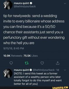 Read information on how to plan a wedding people Click the link for more. Read information on how to plan a wedding people Click the link for more. Cute Wedding Ideas, Wedding Goals, Wedding Tips, Perfect Wedding, Our Wedding, Wedding Stuff, Wedding Humor, Wedding Themes, Budget Wedding