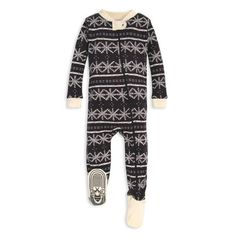 Frozen Fair Isle Organic Baby One-Piece Holiday Matching Family Pajamas Matching Family Holiday Pajamas, Matching Pajamas, Organic Baby, Organic Cotton, Burts Bees, Kids Pajamas, Long Sleeve Bodysuit, Baby Size, Kids Outfits