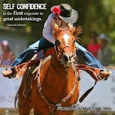 Self confidence - yeah, we got that. INTJ