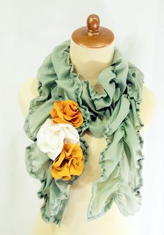 25 DIY Scarves - I am going to be one busy chica this winter.....