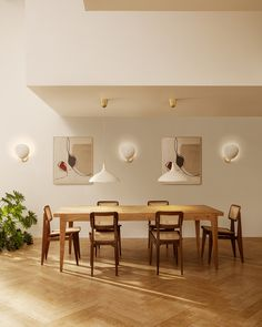 GUBI presents a new dining collection by Marcel Gascoin.