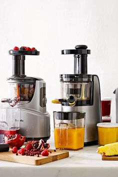 Breville Juice Fountain Crush Slow Juicer