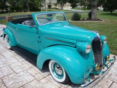 1937 Plymouth Custom Roadster