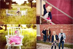 Tips for photographing family and children