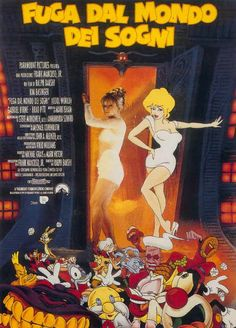 100 Best Cool World Images Ralph Bakshi Live Action Animation Animation Film